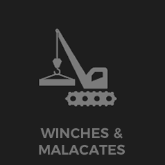 winches y malacates