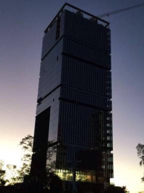 Quien hizo la Torre andares